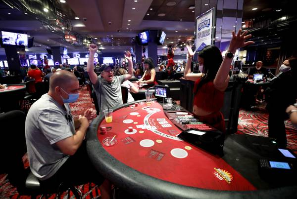 A Huge Impact On Your Casino